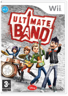 Диск Ultimate Band [Wii]