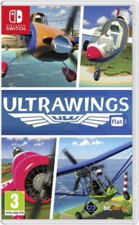 Диск Ultrawings [NSwitch]