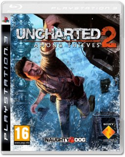 Диск Uncharted 2: Among Thieves (Б/У) [PS3]