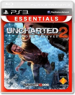 Диск Uncharted 2: Among Thieves (англ. версия) (Б/У) [PS3]