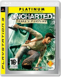 Диск Uncharted: Drake's Fortune [PS3]