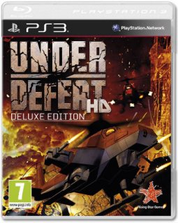 Диск Under Defeat HD Deluxe Edition (Б/У) [PS3]