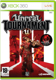 Диск Unreal Tournament III (Б/У) [X360]