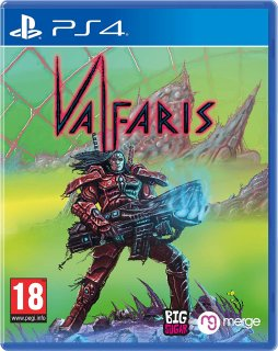 Диск Valfaris [PS4]