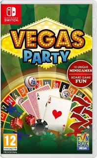 Диск Vegas Party [NSwitch]