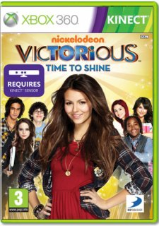 Диск Victorious: Time of Shine [X360]