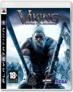 Диск Viking: Battle for Asgard [PS3]