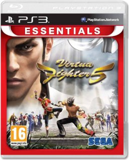 Диск Virtua Fighter 5 [PS3]