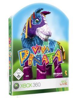 Диск Viva Pinata - Limited Edition (Б/У) [X360]