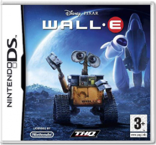Диск WALL-E (ВАЛЛ-И) [DS]