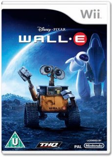 Диск WALL-E (ВАЛЛ-И) [Wii]