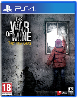 Диск This War of Mine: The Little Ones [PS4]
