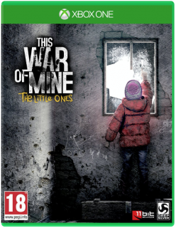 Диск This War of Mine: The Little Ones [Xbox One]