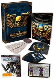 Диск Warhammer 40 000: Space Marine Collectors Edition (Б/У) [PS3]