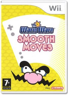 Диск Wario Ware: Smooth Moves (Б/У) [Wii]