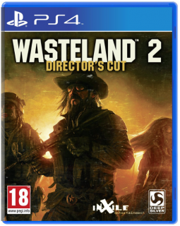 Диск Wasteland 2 - Director's Cut [PS4]