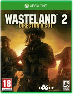 Диск Wasteland 2 - Director's Cut [Xbox One]