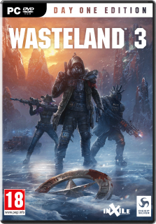 Диск Wasteland 3 - Day One Edition [PC]