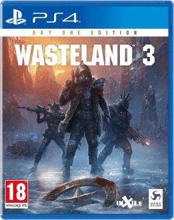 Диск Wasteland 3 - Day One Edition [PS4]