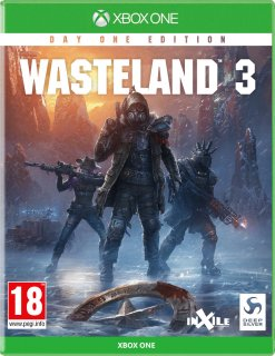 Диск Wasteland 3 - Day One Edition [Xbox One]