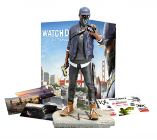 Диск Watch Dogs 2 - Издание «Сан-Франциско» [PC]