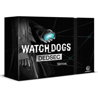 Диск Watch Dogs - Ded Sec Edition [PC]