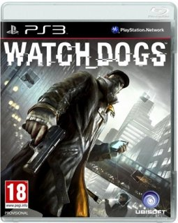 Диск Watch Dogs [PS3]