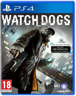 Диск Watch Dogs (Англ. Яз.) [PS4]