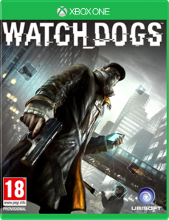 Диск Watch Dogs [Xbox One]