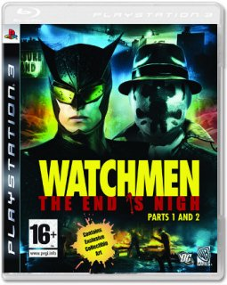 Диск Watchmen: The End is Nigh (parts 1 and 2) (Б/У) [PS3]