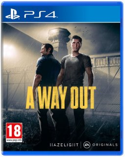 Диск A Way Out [PS4]