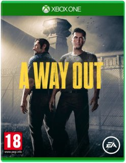 Диск A Way Out (Б/У) [Xbox One]