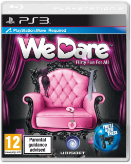 Диск We Dare [PS3]