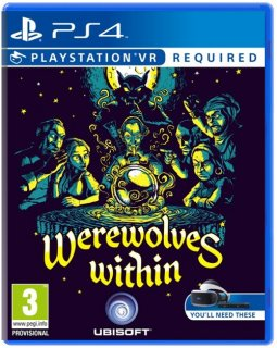 Диск Werewolves Within [PS4/PSVR]