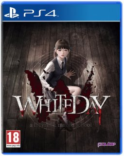 Диск White Day: A Labyrinth Named School (Б/У) [PS4]