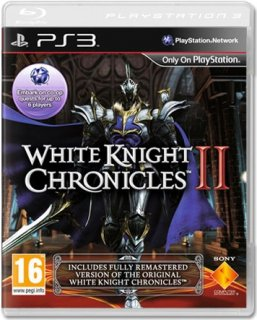 Диск White Knight Chronicles 2 [PS3]