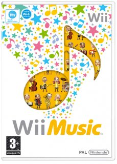 Диск Wii Music [Wii]