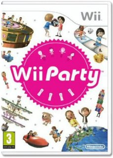 Диск Wii Party. Nintendo Selects [Wii]