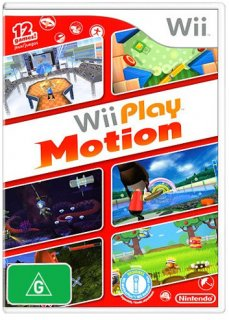 Диск Wii Play: Motion (Б/У) [Wii]