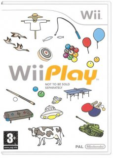 Диск Wii Play (Б/У) [Wii]