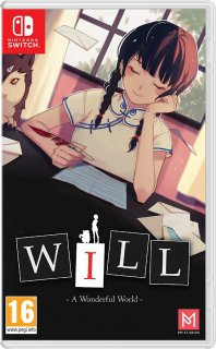 Диск Will: A Wonderful World [NSwitch]