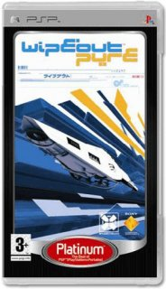 Диск WipEout Pure [PSP]