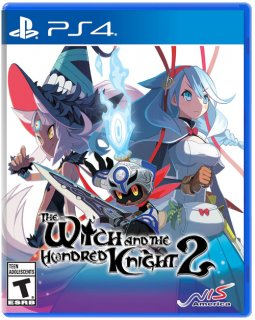 Диск Witch and the Hundred Knight 2 (US) (Б/У) [PS4]