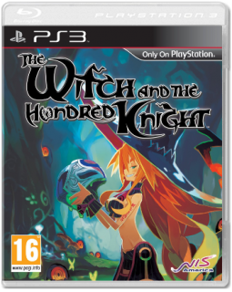 Диск Witch and the Hundred Knight [PS3]