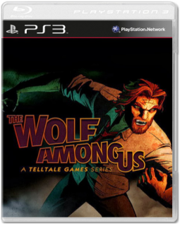 Диск Wolf Among Us [PS3]