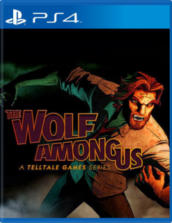 Диск Wolf Among Us [PS4]