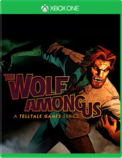 Диск Wolf Among Us [Xbox One]