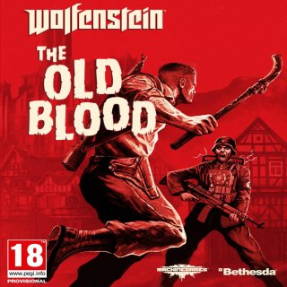 Диск Wolfenstein: The Old Blood [PC,Jewel]