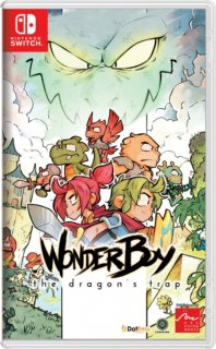 Диск Wonder Boy: The Dragon's Trap [NSwitch]