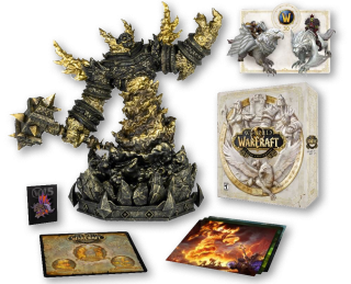 Диск World of Warcraft 15th Anniversary Collector's Edition [PC]
